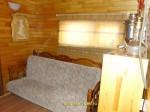 Гостевой дом «7-я миля» (Сукко): Комната отдыха в сауне