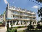 Отель «Валенсия» в Джемете: корпус гостиницы