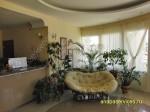 Отель «Валенсия» в Джемете: ресепшн