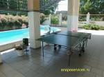 Отель «Валенсия» в Джемете: теннисный стол