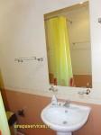 Отель «Валенсия» в Джемете: сан.узел в 2-х местном стандарте