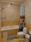 Отель «Валенсия» в Джемете: сан.узел в 2-комнатном номере