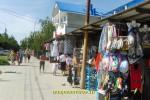 Торговые ряды в Джемете