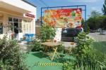 Итальянское кафе La Torre в Джемете