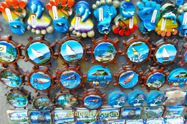 Что можно привезти в подарок с моря