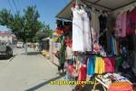 Торговые ряды на ул. Черноморская в Витязево