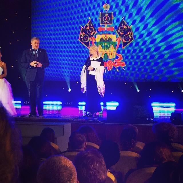 Открытие кинофестиваля Киношок 2014 в Анапе