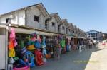 Павильоны торговли курортными товарами в Джемете